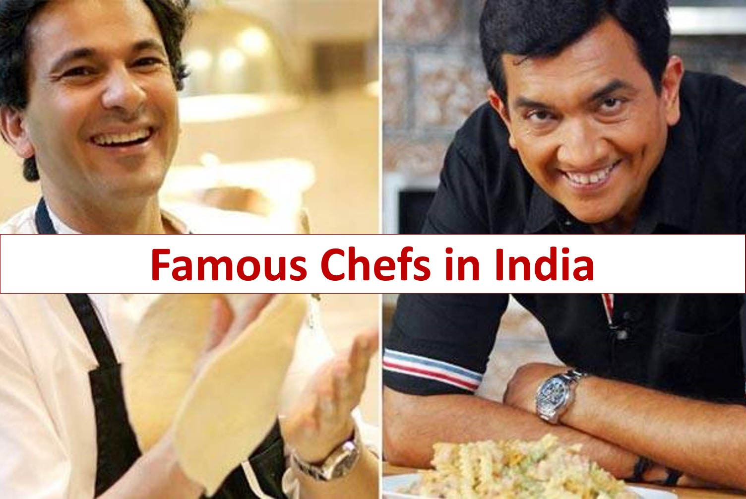 Top 7 Chefs from India who've have made our India proud