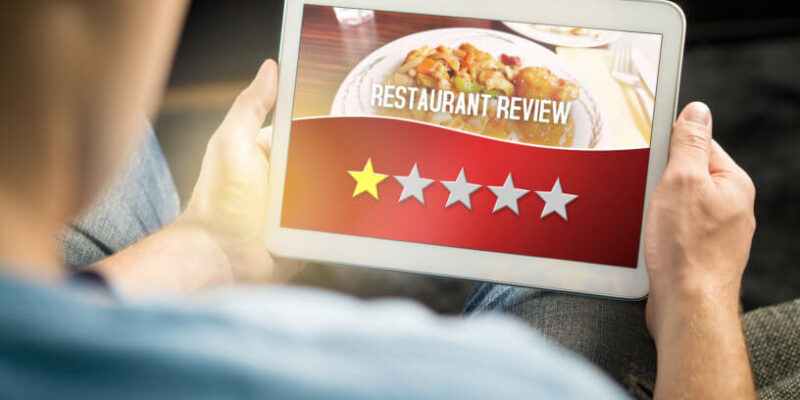how to respond to negative restaurant reviews