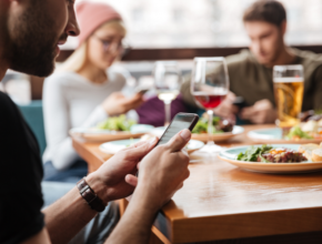 personalised restaurant marketing campaign