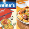 Domino's Pizza entered into Biryani segment with brand 'Ekdum!