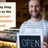 How to Apply for Restaurant Revitalization Fund Grants (Complete Guide)
